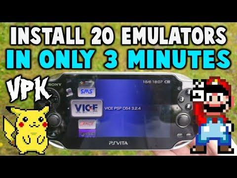This VPK Installs 20 Emulators In 3 Minutes! - Thủ thuật máy tính