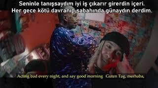 Ezhel, Kelvyn Colt - LINK UP [Official Video] Lyrics [Türkçe Çeviri]
