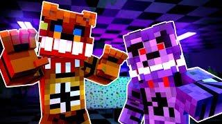 Twisted Freddy and Twisted Bonnie?! | Minecraft FNAF Roleplay