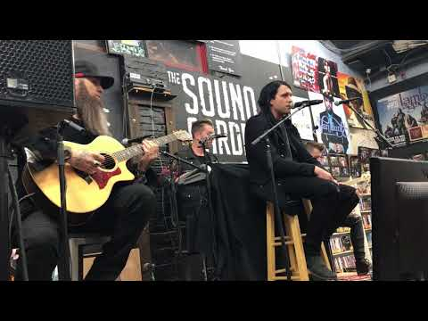 """Three Days Grace """"Love Me or Leave Me"""" (Acoustic) @ The Sound Garden"""