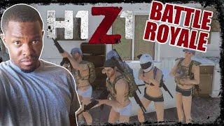 Battle Royale Winner H1Z1 Gameplay - SEAL TEAM STRIKES AGAIN! | H1Z1 BR Gameplay