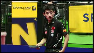 2011 Austrian Open (ms-f) MA Long - ZHANG Jike [HighQuality/Full Match 1/5]