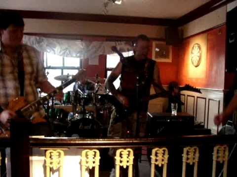 Hawk of Fury - Judgement Day - Live at The Tavern 23.7.11