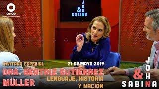 John y Sabina - Literatura, Historia, Nación (Beatriz Gutiérrez Müller)