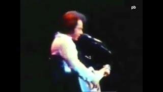 "Neil Diamond  ""Solitary Man"" Live 1977"