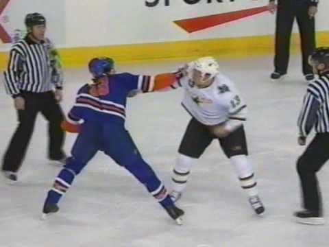Krys Barch vs Jason Strudwick