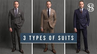 3 Different Types Of Suits | Off The Rack, Made To Measure, Bespoke