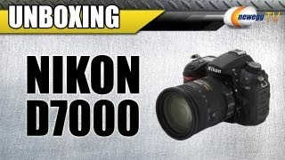 Newegg TV: Nikon D7000 16.2 MP Digital SLR Camera Unboxing