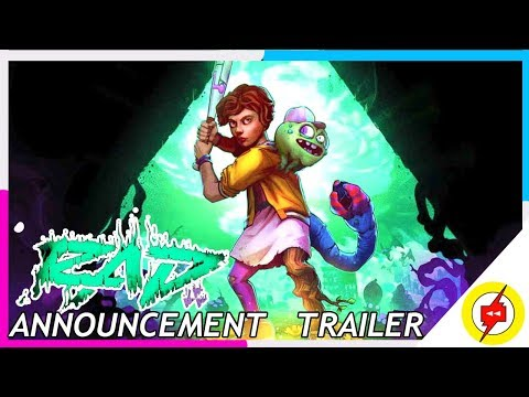 RAD | Announcement Trailer | PS4, X1, NSW, PC #ReverseFlashTrailer