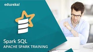 Spark SQL Tutorial   Spark Tutorial for Beginners   Apache Spark Training   Edureka