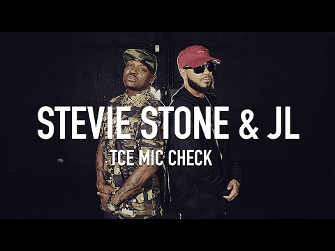 Stevie Stone & JL - What You Gon Do [ TCE Mic Check ]