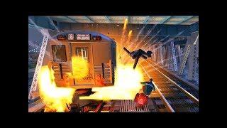GTA 4 - Трюки, Аварии и Приколы! [#70]