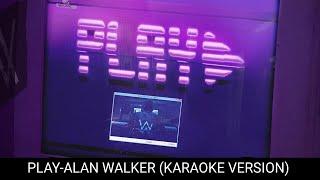 Alan Walker, K-391, Tungevaag, Mangoo - PLAY (Karaoke version) - Instrumental
