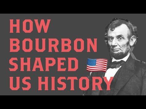 How Bourbon Shaped US History