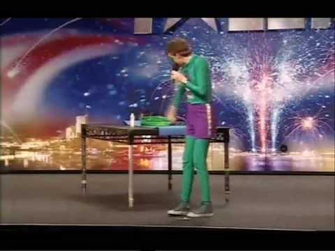 Britain's Got Talent: Mr Methane