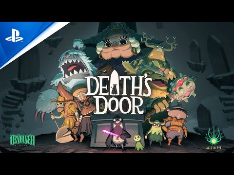Death's Door : Trailer d'annonce