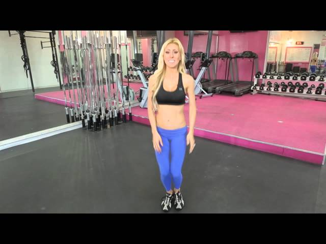 Easy & Fun Ways to Exercise to Burn a Lot of Fat : Body Conditioning