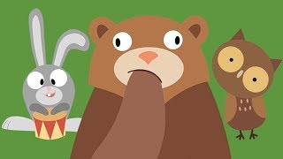 Мы идём по лесу - Сборник - Все серии подряд | Мультфильмы про животных
