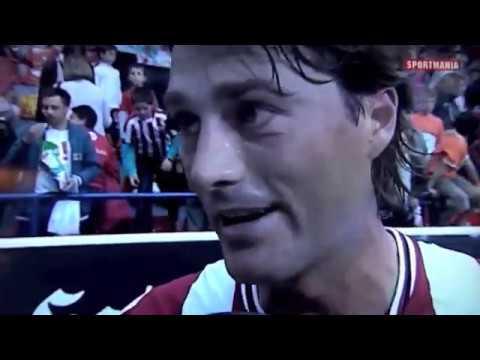 Los 7 goles de Julen Guerrero al Barça en Fútbol Indoor
