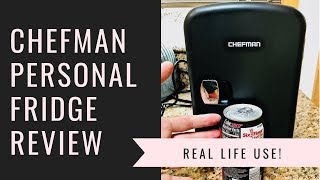 Chefman Personal Fridge Review