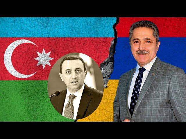 Gürcü baş nazir Azərbaycanla Ermənistanı barışdıracaq?