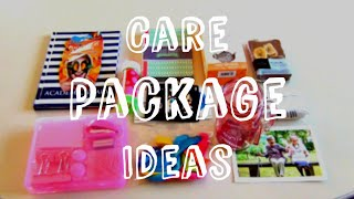 How To: DIY Care Package Ideas