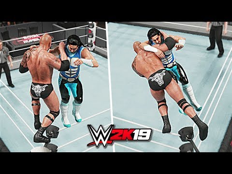 WWE 2K19 Top 10 Finisher to Finisher Reversals!! Part 5