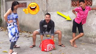 Must watch New Funny Videos 😂 Comedy Videos 2019 || Super Troll - Episode 15