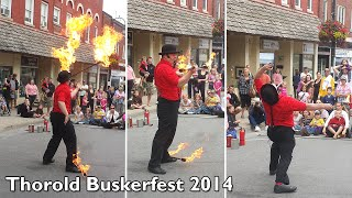 preview picture of video 'Thorold Buskerfest 2014'