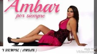 Y SIEMPRE Karolina  cover  Ambar Fraga