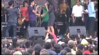 "D'RIOZ - Feat Glenca Chysara ""BUKAN CINTA"" - (Cover DRIVE)            "" TAK TERBALAS ""  CIKARANG"