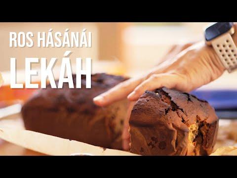 Tám-tádááám! – Lekáh-sütés Bodrogi Fűszeres Eszterrel