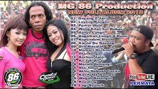 Full Album Dangdut MG 86 Production~Cendol Dawet 500an~Terbaru 2019