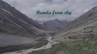 preview picture of video '#Humla from eagle's eye.'