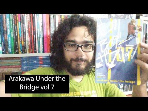 Arakawa Under the Bridge vol 7 - 46/365hqs