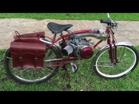 212cc motorized bicycle