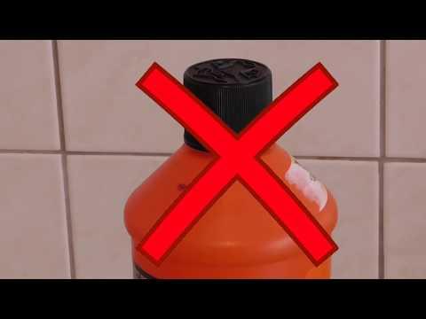 Waschbecken Abfluss verstopft in Dusche oder Küche? Abfluss frei bekommen mit diesem genialen Trick