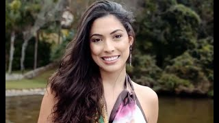 Sayonara Veras Miss Earth Brazil 2018 Eco Video