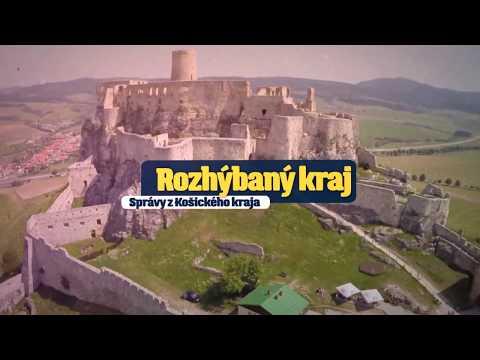 ROZHÝBANÝ KRAJ (1)<br />Správy z Košického kraja