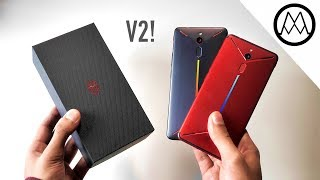 ZTE nubia Red Magic Mars UNBOXING and REVIEW