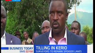 Government sensitizes Keiyo valley residents against over-tilling