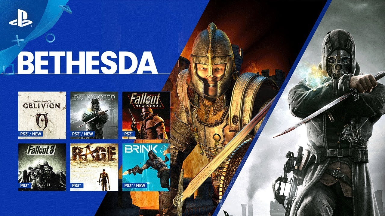 Oblivion, Dishonored & More Join the PlayStation Now Lineup