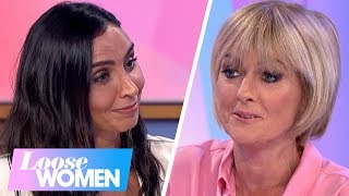 Christine Shares Her Shocking Story of When She Walked Out of School Aged Five | Loose Women
