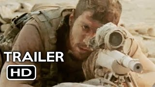 The Wall Official Trailer 1 2017 John Cena Aaron TaylorJohnson Drama Movie HD