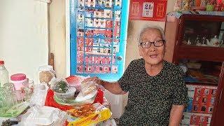 Cụ bà 89 tuổi sống hiu quanh một mình, thèm bữa cơm có thịt