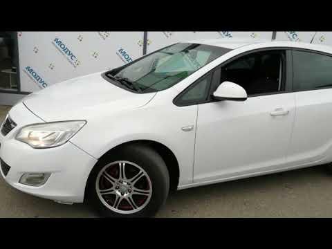 Opel Astra, J 2012г.