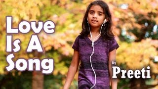 Love Is A Song Bambi By Preeti Reddy Bandi (Lyrics In Description)
