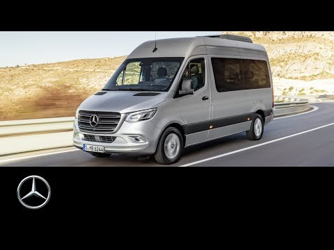 The new Mercedes-Benz Sprinter | 60 Seconds