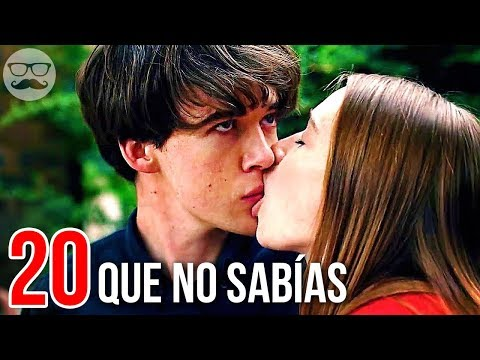 20 CURIOSIDADES SOBRE THE END OF THE F***ING WORLD