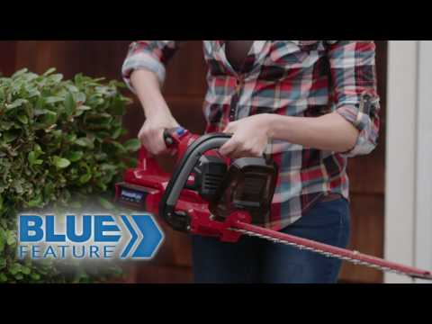 Toro 40V Max 24 in. Hedge Trimmer in Greenville, North Carolina - Video 1